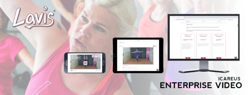 Lavis Group exercise OVP online video platform