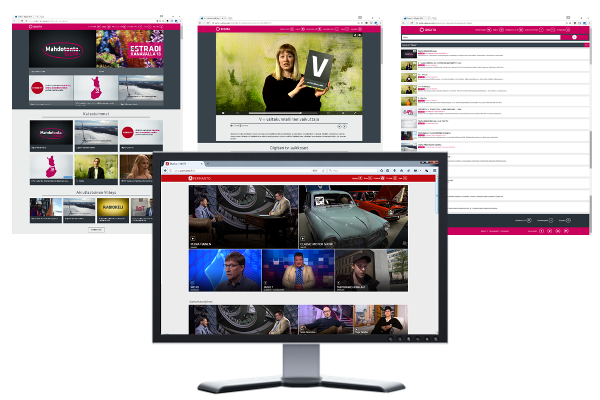 Icareus Suite Online Video Platform