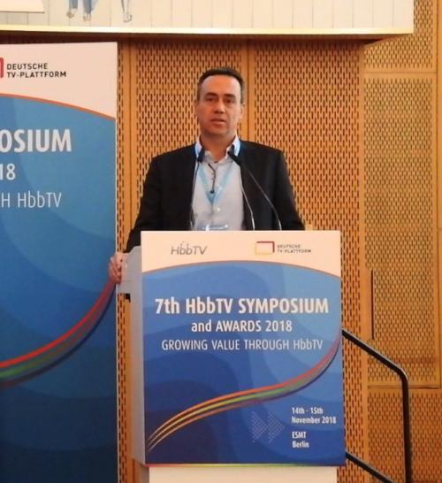 Yiannis Vougiouklakis - ERT