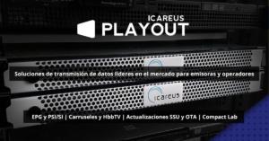 Icareus Playout Plataforma