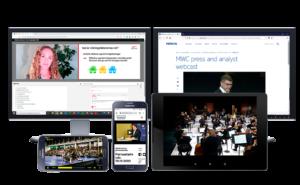 Icareus Webinar and Webcasting Events