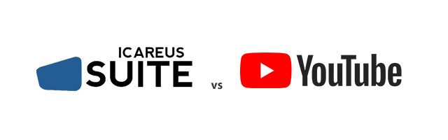 Icareus Suite vs YouTube